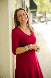 Angela Devlen, Co-Founder & President of Mahila Partnership