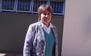 Gloria Montenegro, Enfermera, Educadora, y Activista.