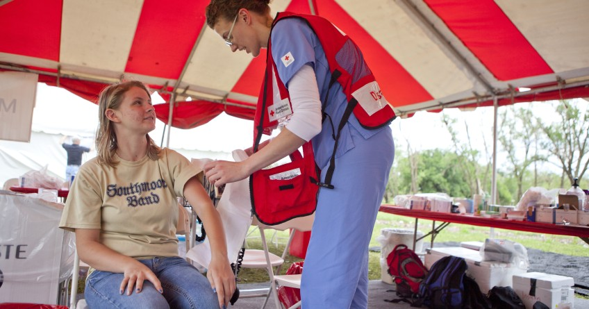 Nursing Disaster Drill 2015